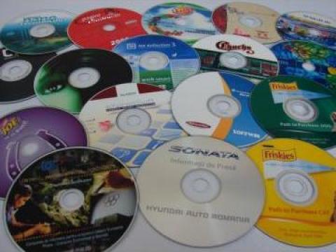 Multiplicare CD si DVD