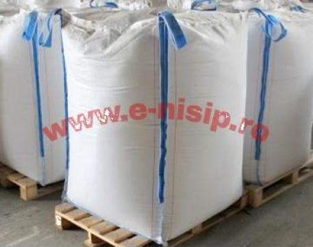Nisip cuartos filtrare apa/sablare granulometrie 1-2 mm