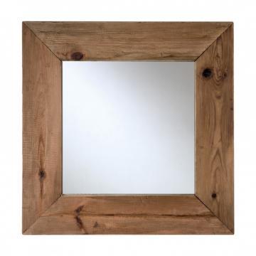 Oglinda cu rama lemn Italia