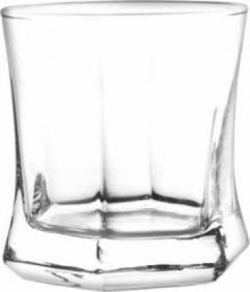 Pahar sticla whisky Cristar Vivaldi 247cc