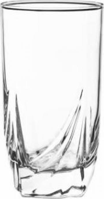 Pahar whisky 339cc Cristar Strauss
