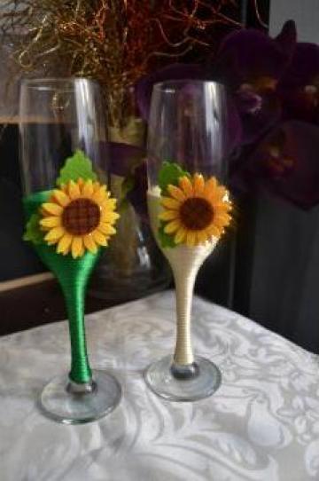 Pahare nunta - miri si nasi