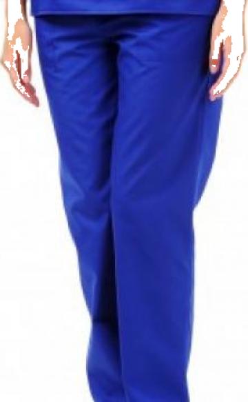 Pantalon de lucru albastru tercot