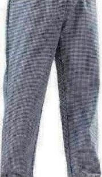 Pantalon de lucru bucatar bbc