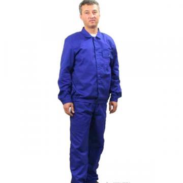 Pantalon de lucru unisex, elastic si cordon, 3 buzunare