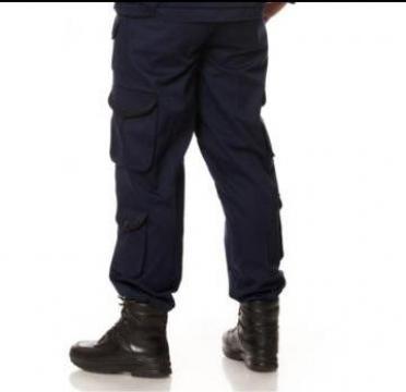Pantalon de paza cu 6 buzunare