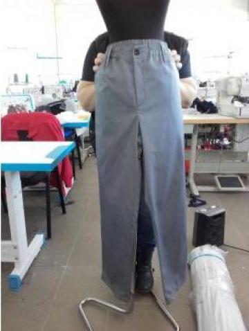 Pantalon gri de paza