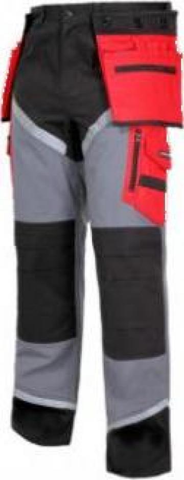 Pantalon lucru gros premium nuantat