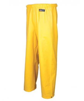 Pantaloni de lucru Aqua impermeabili galben - Ardon