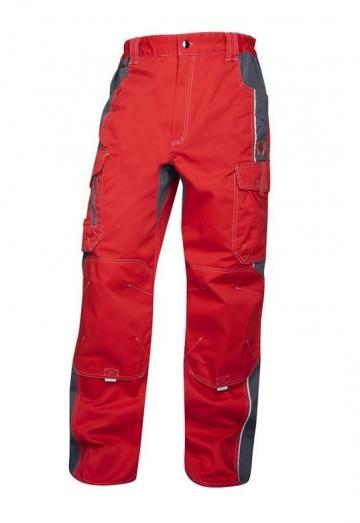 Pantaloni de lucru Vision 02 (170-182cm) rosu - Ardon