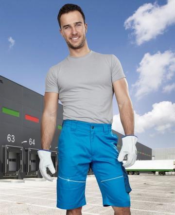 Pantaloni scurti de lucru Summer albastru - Ardon