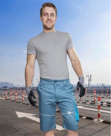 Pantaloni scurti de lucru Summer gri - Ardon