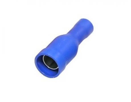 Papuc izolat bullet 4mm pentru cablu cu sectiune 2,5mmp