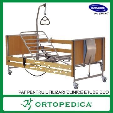 Pat pentru utilizari clinice cu reglare electrica etude duo