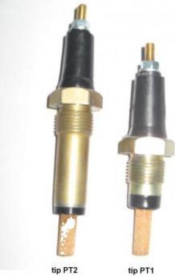 Perii colectoare pentru cuplaje electromagnetice PT1 , PT2