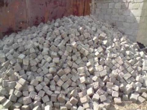 Piatra cubica granit