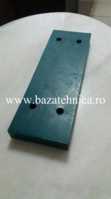 Placa poliuretan freza zapada 300x100x25 mm