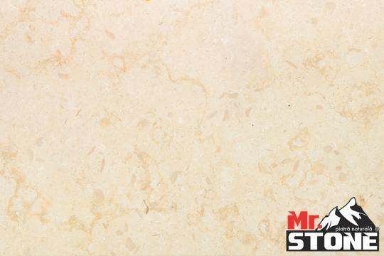 Plinta Limestone SLY cross cut lustruit 60 x 9 x 1,5cm
