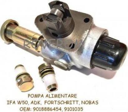 Pompa alimentare IFA W50, ADK, Fortshritt, Nobas