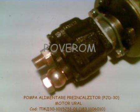 Pompa alimentare preincalzitor motor Ural, Kamaz