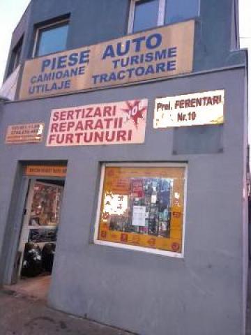 Pompa benzina Dacia injectie Polparts