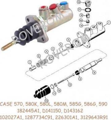 Pompa frana Case IH 580K, 585G, 590, McCormick CX90, MC115
