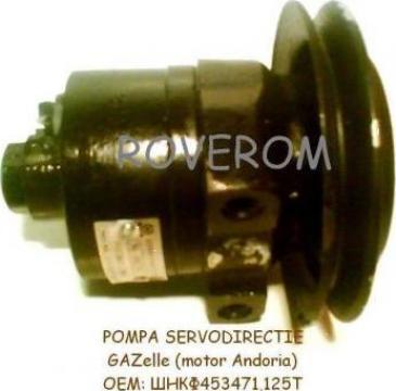 Pompa servodirectie GAZ-3302, 2217, 2705 (motor Andoria)