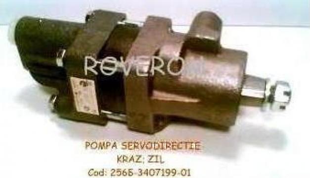 Pompa servodirectie Kraz, Ural