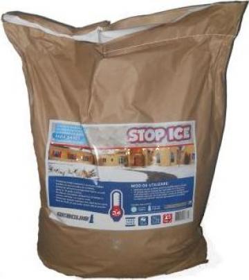 Produs biodegradabil pentru prevenire/ combatere gheata 25kg