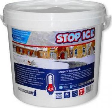 Produs biodegradabil pentru prevenire / combatere gheata