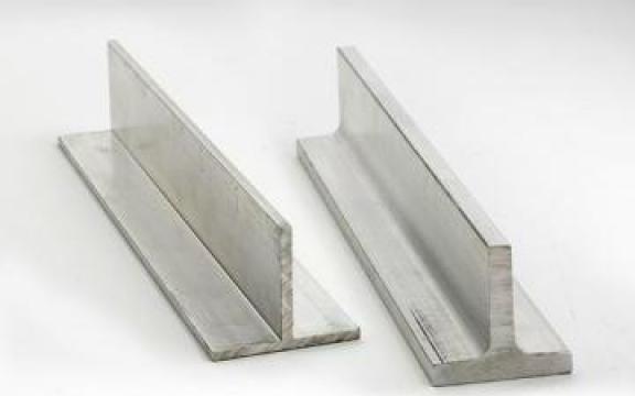 Profil T din aluminiu