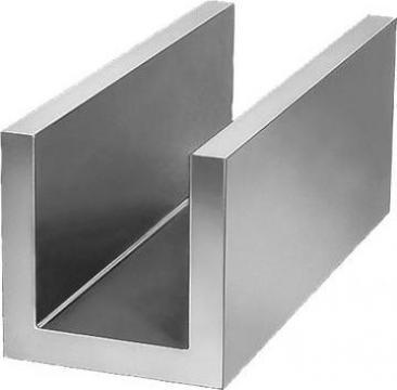 Profil U Aluminiu