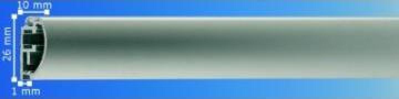 Profil aluminiu click 25 mm