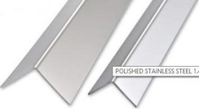 Profil colt faianta - aluminiu