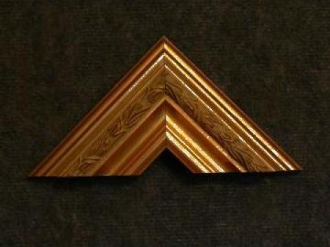 Profil lemn lat pentru oglinzi, rame si tablouri