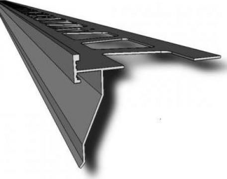 Profil picurator mare pentru terase si balcoane