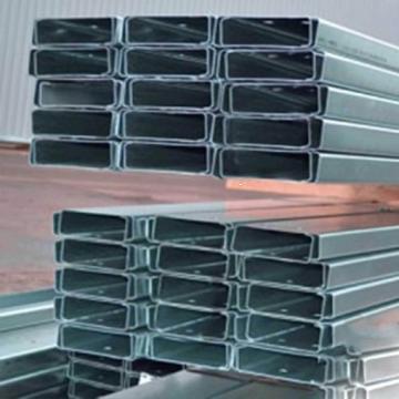 Profile zincate U 350x4