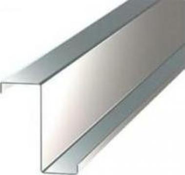 Profile zincate Z 200 - 1.5