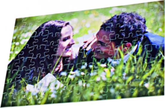 Puzzle A4 personalizat