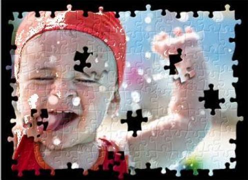 Puzzle personalizat