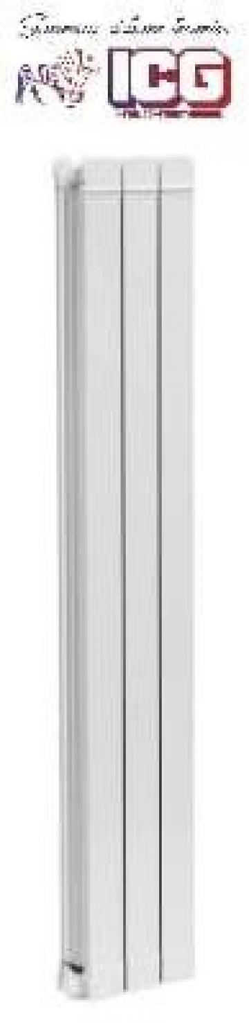 Radiator aluminiu TAL 2000 x 3 elementi, 1227 W, Ferroli