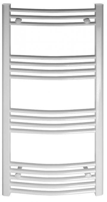 Radiator baie Ferroli Talia curbat 500x1400 mm