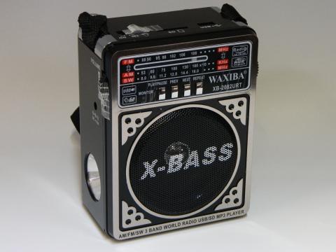 Radio MP3 Player Waxiba XB-1081U