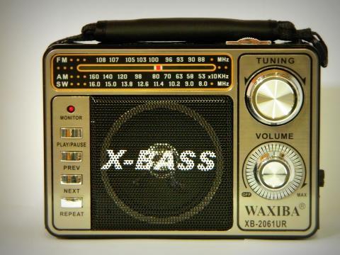 Radio MP3/USB/SD Waxiba XB-2061UR