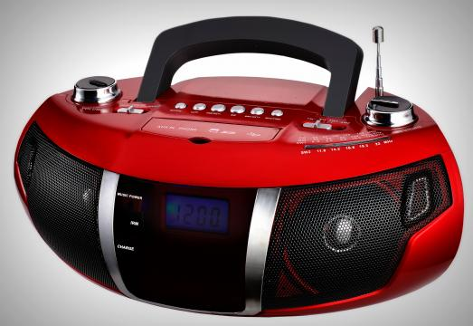 Radio MP3 portabil Leotec LT-C11