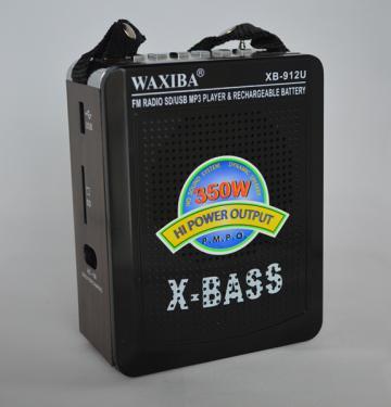 Radio MP3 portabil Waxiba XB-912U