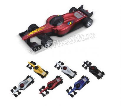 Radio si Mp3 Player in forma de masina de Formula 1