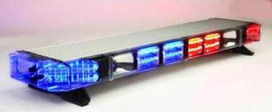 Rampa luminoasa Linear LED technology