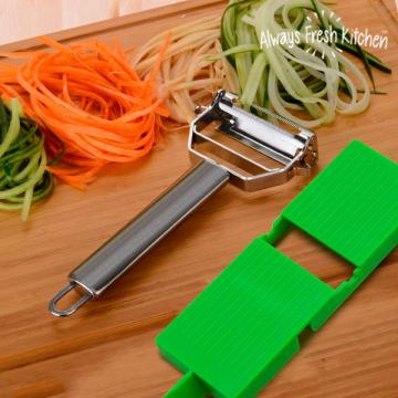 Razatoare-curatator legume 2 in 1