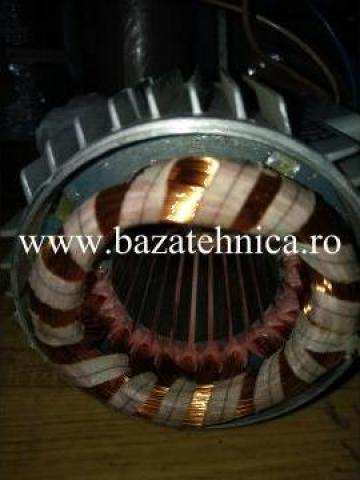 Rebobinare stator 0.75 kW